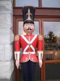 Large Nutcracker Christmas Decorations by Large Nutcrackers For Sale Foter
