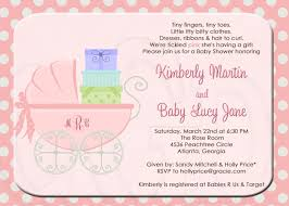 Baby Shower Invitation Cards Sample Baby Shower Invitations Wording Theruntime Com