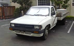 toyota uhaul truck for sale the peep 1989 toyota 1 ton dually stakebed
