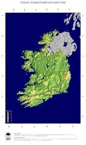 Map Ireland Map Ireland Ginkgomaps Continent Europe Region Ireland