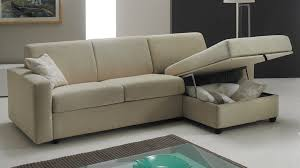canapé avec coffre canapé d angle convertible réversible 3 places lit 140 cm en tissu
