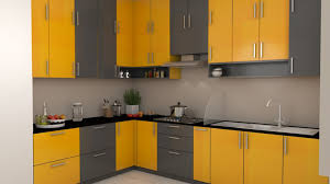 modern kitchen design yellow what are the kitchen colour trends of 2018 homify
