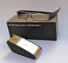 lesebrille porsche design porsche design lesebrille p8810 titan black