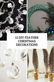 11 diy feather decorations for shelterness