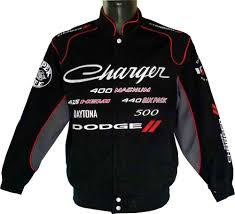 dodge charger clothing dodge charger collage jacket us car and nascar fashion