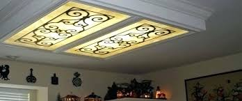 Fluorescent Ceiling Light Fixtures Kitchen Light Fluorescent Ceiling Light Covers