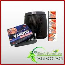 Celana Dalam Magnetik vakoou usa celana dalam terapi pembesar panjang 100 asli murah