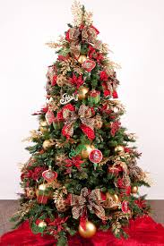 fancy modern christmas tree decorating ideas 13 in apartment