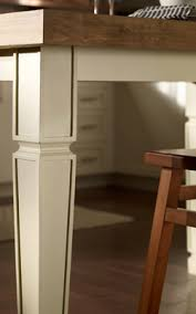 kitchen island table legs the mission style collection of mission table legs shake style