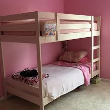 Find Bunk Beds Find More Ikea Mydal Wood Bunk Beds For Sale At Up To 90