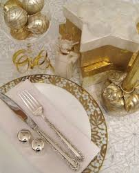 Christmas Table Decoration Ideas Gold by Christmas Table Settings Cooking Quarters