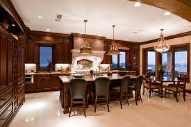 kitchen and breakfast room design ideas dining room kitchen and dining room designs ideas lighting