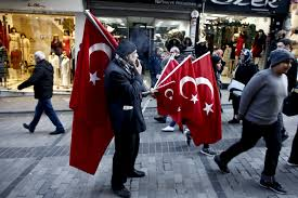 crumbling lira pressures turkish retailers as economy slows