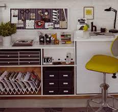 organization for home office interior design