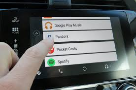nissan leaf android auto hands on with android auto in a 2016 honda civic automobile magazine