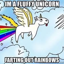 Unicorn Meme Generator - unicorn pooping rainbows meme generator