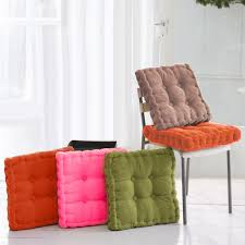 dining chair cushions with ties kitchen and table chair furniture cushions red dining chair
