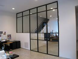 glass wall partition flickr