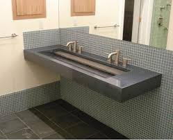 Double Trough Sink Bathroom Vanity Sink Copper Trough Bathroom Sink 48 Amazing Double Trough