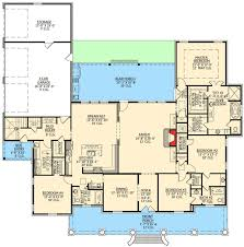 corner lot floor plans plan 56337sm graceful 4 bedroom acadian home plan southern
