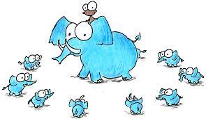 elephants cartoon