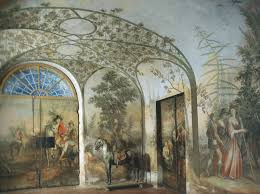 decorative painted wall muruls with ceiling want an ethereal decorative painted wall muruls with ceiling want an ethereal mural tree in foyer
