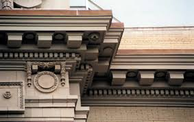 options for precast ornament for historic building traditional