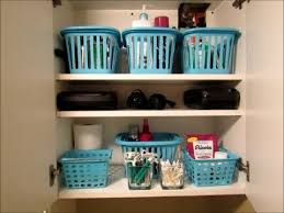 Bathroom Closet Storage Ideas Organize Bathroom Closet Storage And Small Linen Organization