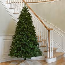 artifical christmas trees beachcrest home green spruce artificial christmas tree reviews