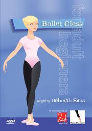 step class dvd ballet dvd for beginners