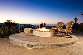 Patio Designs Pavers San Diego Pavers Raised And Sunken Patio Gallery By Western Pavers