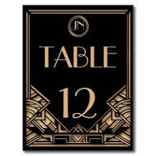 themed table numbers table numbers set of 10 wedding vintage style deco