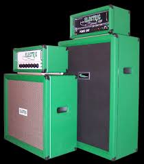 4x10 Guitar Cabinet Green Electricamp Guitar And Bass Amps And Speaker Cabinets
