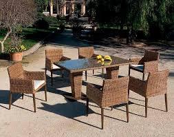Outdoor Furniture Mallorca by Arkimueble Outdoor Dining Group Agadir Mediterranean Living