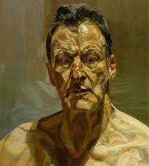 reflection self portrait 1985 lucian michael freud om ch was a german born british painter known chiefly for his thickly impastoed portrait and