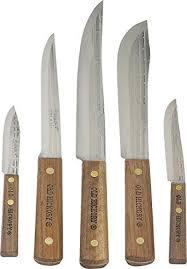 Cheap Kitchen Knives Set New Hickory 705 Usa 5 Kitchen Knife Set