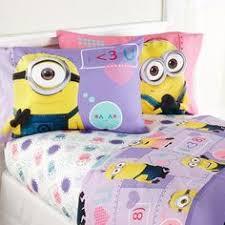 Walmart Girls Bedding Despicable Me 2 Minion Girls Bedding I Designed For Walmart All