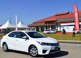 toyoda car toyota donates driving instructor cars driver training equipment