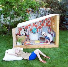 Pottery Barn Kids Books A Fresh Outdoor Book Nook Reveal Pottery Barn