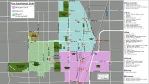 chicago map side file far southwest side map png wikimedia commons