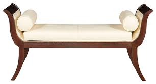 Asian Benches Vanguard Furniture Graylyn Bench L102 Be Asian Indoor Benches