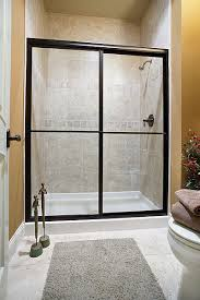 replacing the old shower door parts is it difficult we bring ideas