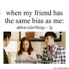Possessive Girlfriend Meme - possessive fans lol allkpop meme center