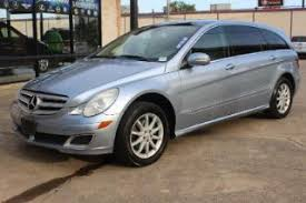 mercedes r 350 used mercedes r class for sale in dallas tx edmunds