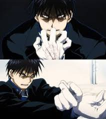 does roy mustang stay blind roymustang fma pinteres