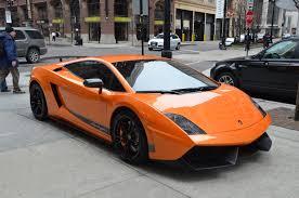 Lamborghini Gallardo Orange - 2011 lamborghini gallardo lp 570 4 superleggera stock l269aa for