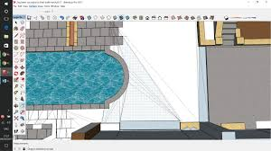 How To Draw Floor Plans In Google Sketchup by Wierd Ghost Shards Appearing Across Floor In Shards Sketchup