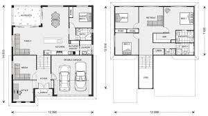 Ranch Style Home Plans With Basement 100 Split Level Ranch Floor Plans Best 25 2 Bedroom House Plans
