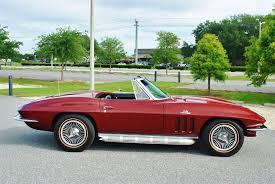 1966 corvette roadster used 1966 chevrolet corvette roadster lakeland fl for sale in