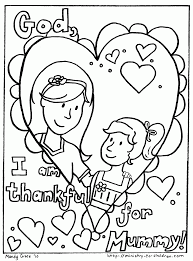 happy birthday coloring pages for mom download coloring pages